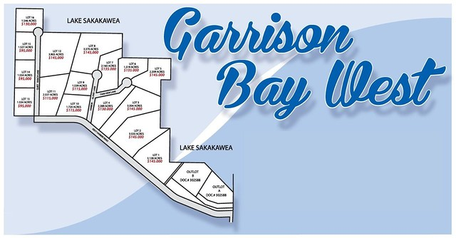 Lot 11  Garrison Bay West , Garrison, ND